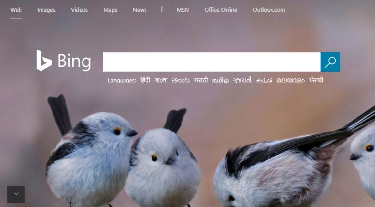 SEO on Bing